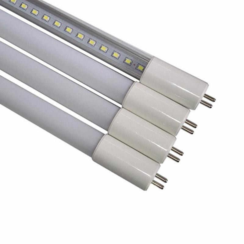 T5 светодио дный light tube 4ft 3ft 2ft T5 флуоресцентный G5 светодио дный огни 9 Вт 13 Вт 18 Вт 22 Вт 4 ноги integrated светодиодные трубки для лампы AC85-265V FedEx корабль