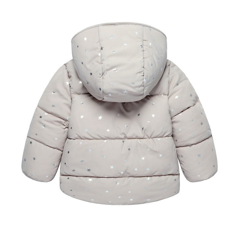 267c12d48 BibiCola Little Girl Jacket Children Girl Warm Coat Baby Clothes ...