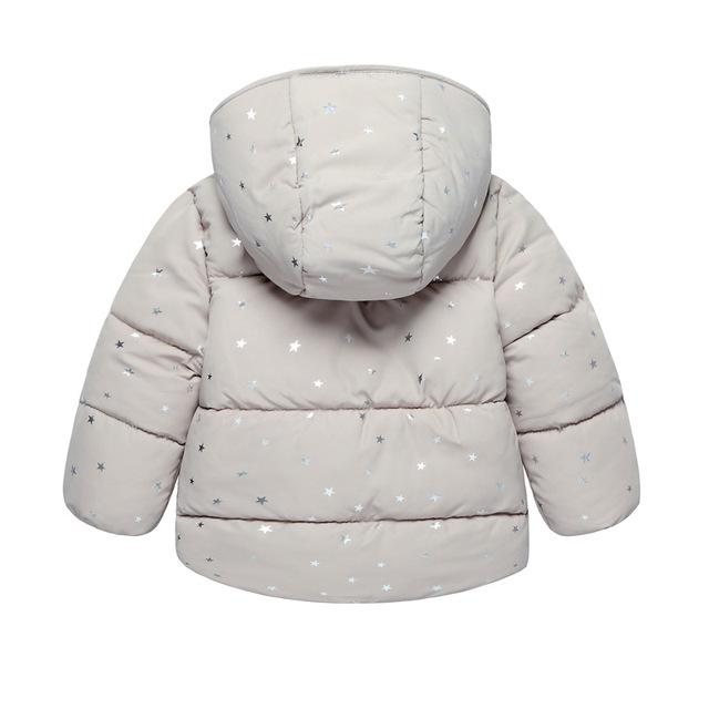 New Style Girls Winter Jacket