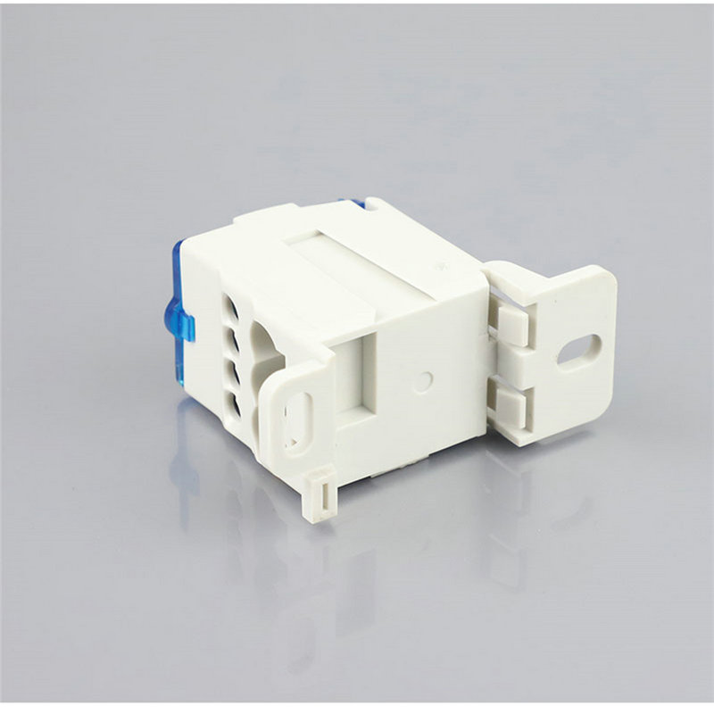 UKK80A Terminal Block Rail distribution Box Universal Electric Wire Connector BH