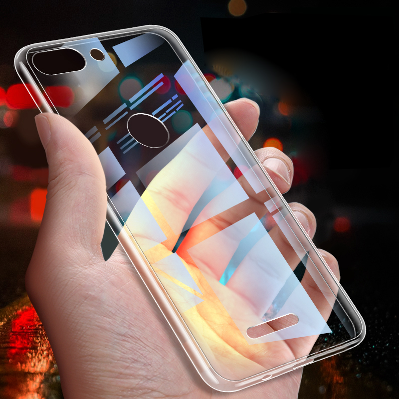 Clear Transparent Xiaomi Redmi 6 Case For Xiaomi Redmi 6a Fundas TPU Cover For Xiaomi Redmi 6 Case Silicon 100%