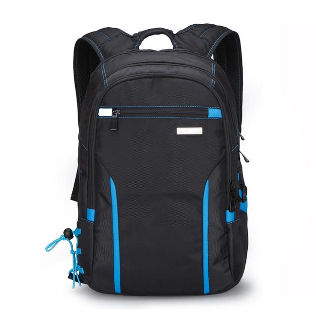 """Alta Qualidade À Prova D' Água Oxford Nylon Laptop Backpack para 15.6 """"Computador Das Mulheres Dos Homens Mochilas Escolares Estudantes Bolsas de Ombro"""