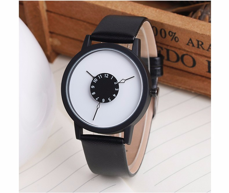 Creative Leather Wristwatches