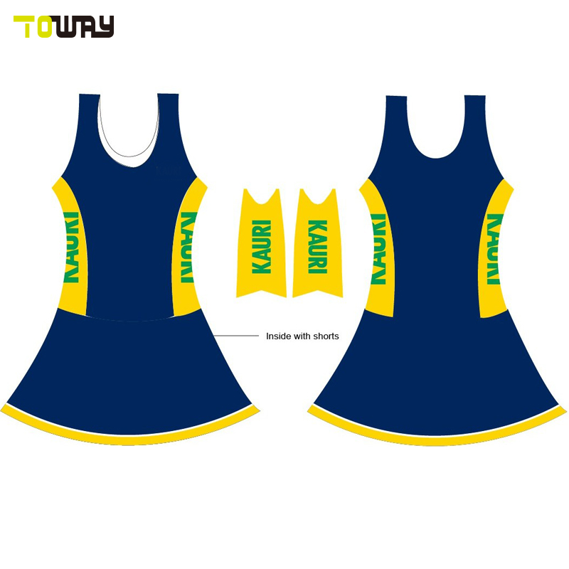 ce791978f29 Custom design sublimated netball dress-in Tennis Dresses from Sports &  Entertainment on Aliexpress.com | Alibaba Group