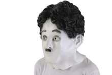 Chaplin Mask Halloween Cosplay Comedian Full Face Masks Fancy Adults Costume Party Accessory