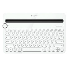 Logitech Bluetooth Multi-Device Keyboard K480 for Computers, Tablets and