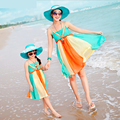 High quality matching mother daughter roupas moleton mae e filha family clothing sets dress girls dresses  camisetas casual