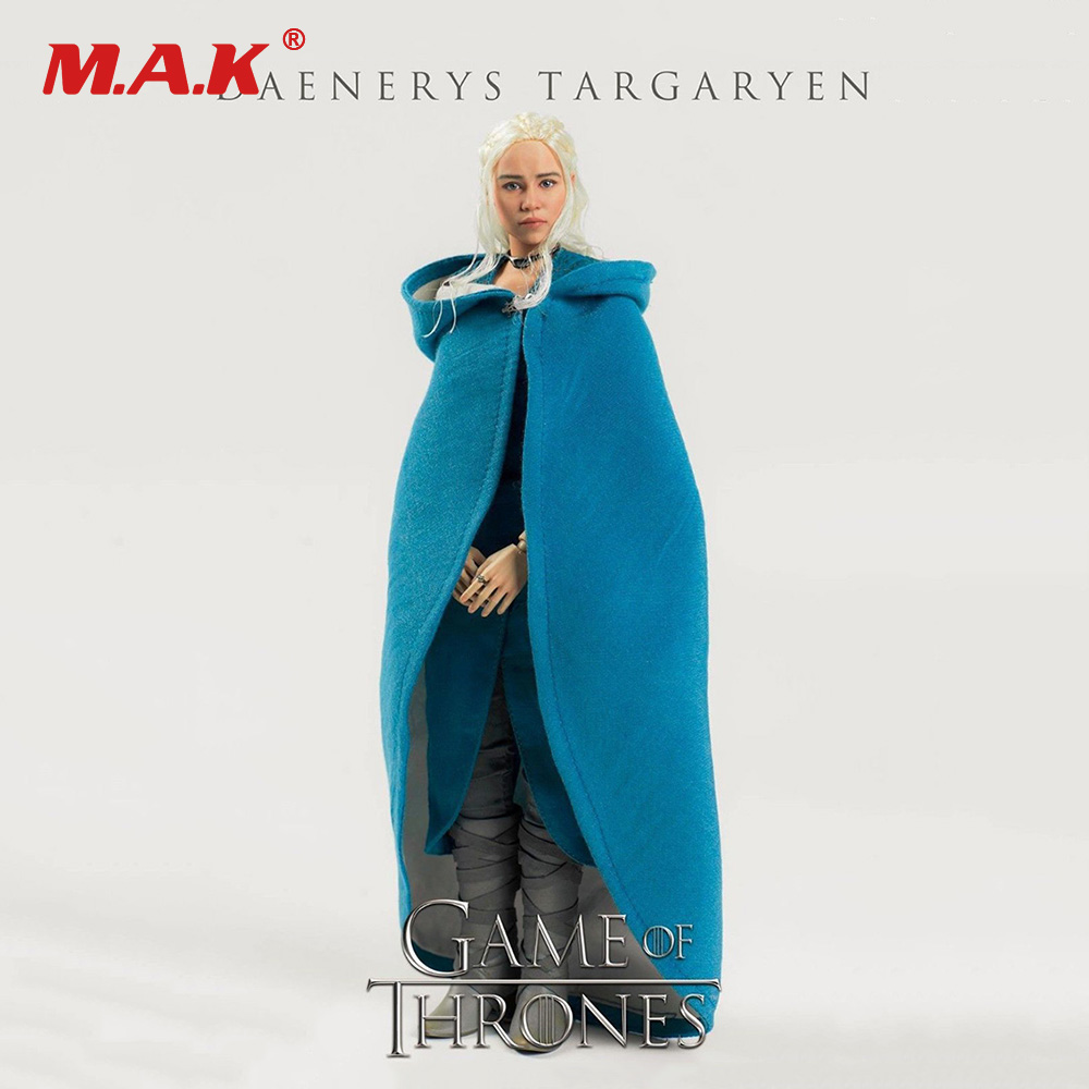 Collectible Full Set Action Figure 3A ThreeZero 3Z0018 Game of Thrones Daenerys Targaryen Regular Ver. 1/6 Figure Model Toys collectible model toys 1 6 scale male full set action figure cowboy light coat ver doc holliday rm012 box set figure