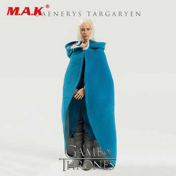 Collectible Full Set Action Figure 3A ThreeZero 3Z0018 Game of Thrones Daenerys Targaryen Regular Ver. 1/6 Figure Model Toys - DISCOUNT ITEM  27% OFF All Category