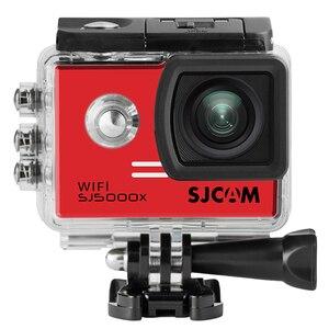 Image 3 - الأصلي SJCAM SJ5000X النخبة عمل كاميرا واي فاي 4K 24fps 2K 30fps الدوران الرياضة DV 2.0 LCD NTK96660 مقاوم للماء الرياضة DV