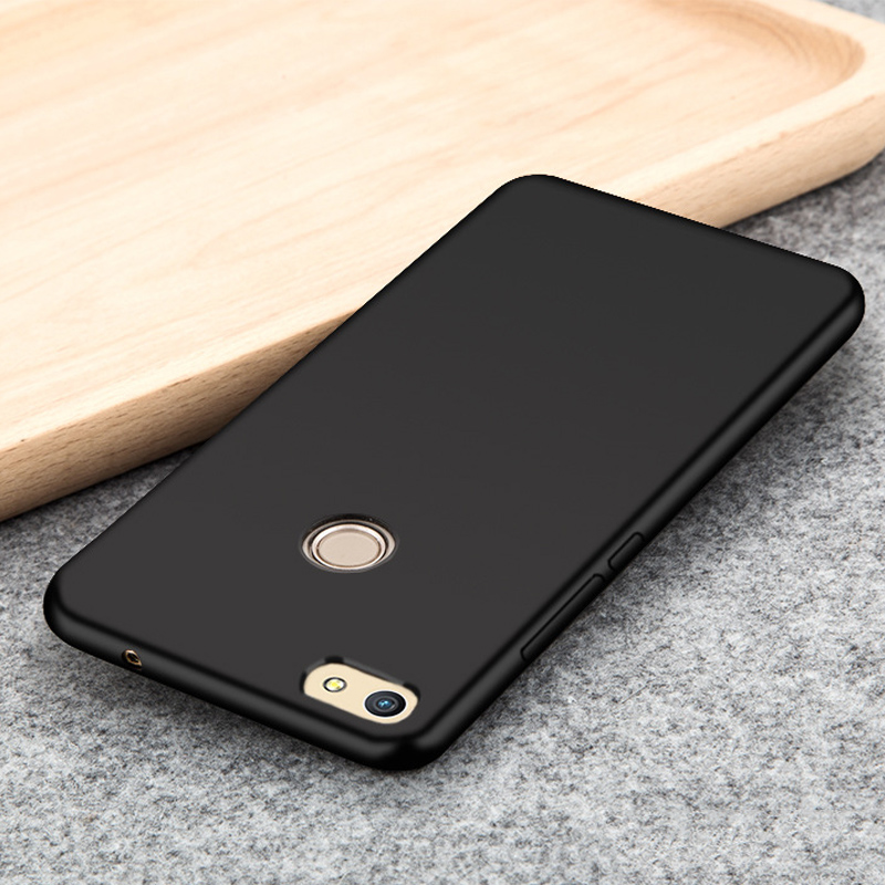 For huawei p9 lite 2017 cover case soft silicon black gold for Photo ecran huawei p9 lite