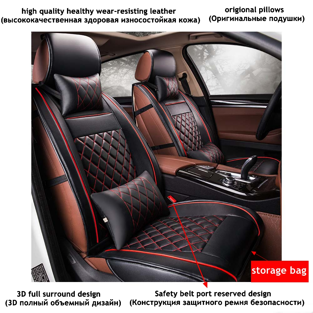 SKODA SUPERB TDI HEAVY DUTY WATERPROOF SEAT COVERS 1+1 08-