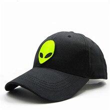 5251b0289d0347 2019 Alien embroidery cotton Baseball Cap hip-hop cap Adjustable Snapback  Hats for men and women 162