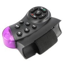 Автомобильный контроллер рулевого колеса MP5 медиа мультимедийный плеер DVD Автомобильный руль Мультимедиа Портативный ABS Автомобильный контроллер