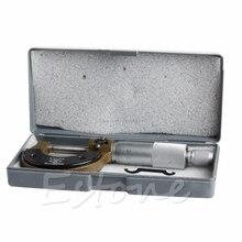 De alta Calidad Fuera de Micrómetro Métrico Externo Maquinista de Medición 0-25mm-B119