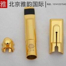 Selmer genuine metal mouthpiece Alto sax tenor treble drop down e b pure copper