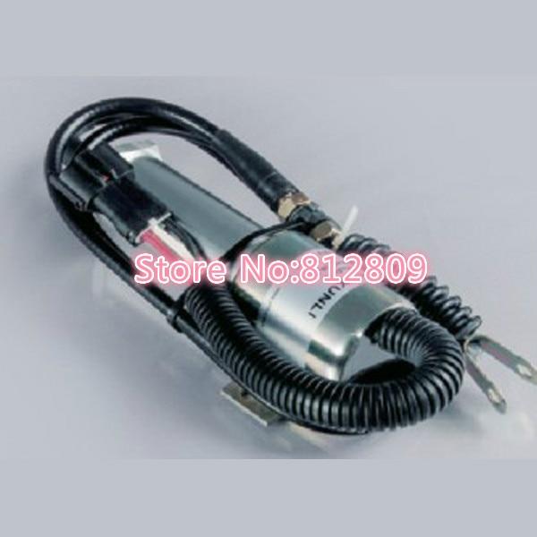 Stop Solenoid  solenoid valve 11N6-66030-24Stop Solenoid  solenoid valve 11N6-66030-24