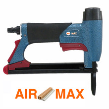Long Nose Fine Wire Air Stapler Gun Pneumatic Nailer BEA type