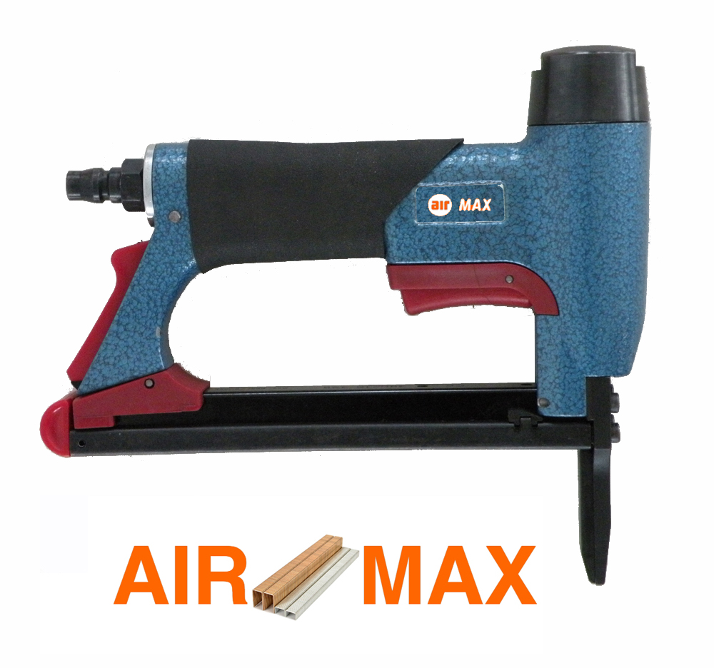 Long Nose Fine Wire Air Stapler Gun BEA Type