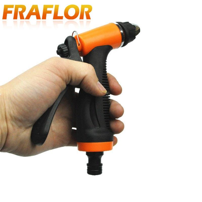 Free Shipping Multifunctional Car Washer Water Gun Car Washing Sprayer Gun Nozzle Household High Pressure Car