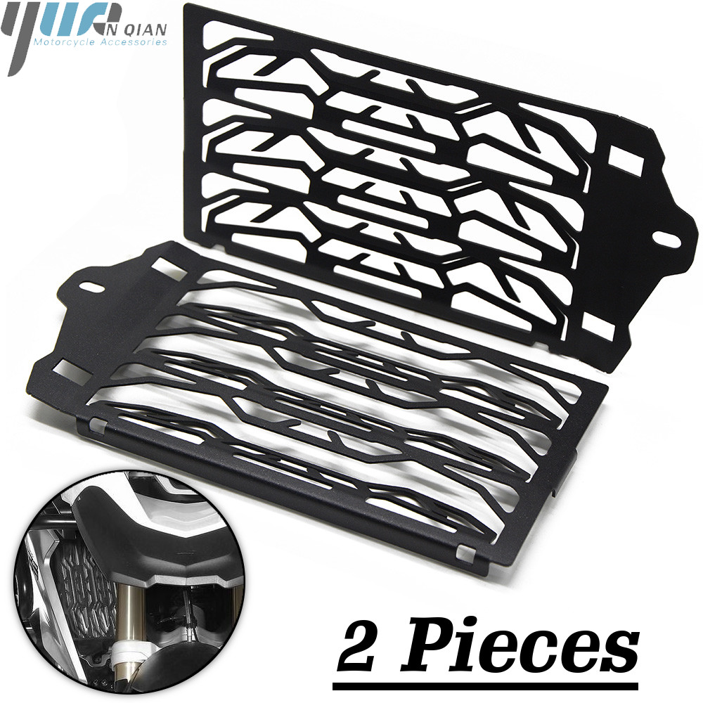 Motorcycle Parts Radiator Guard Protector Grille Grill Cover Protection For BMW R1200 GS/LC 13 16 R1200GS ADV 2014 2015 2016-in Covers & Ornamental Mouldings from Automobiles & Motorcycles