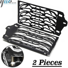 Motorcycle Parts Radiator Guard Protector Grille Grill Cover Protection For BMW R1200 GS/LC 13 16 R1200GS ADV 2014 2015 2016