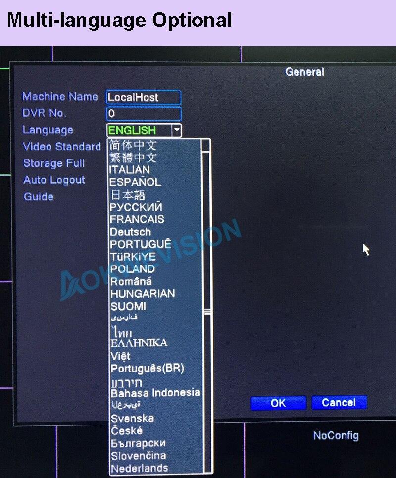 Новое поступление XMeye Onvif 4ch 8ch h.264/265 сетевой видеорегистратор Поддержка 5MP и 4MP 2MP 1080P IP камеры