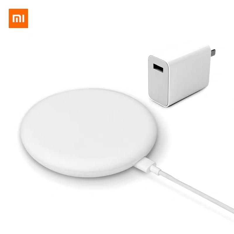 20 27W Plugue Xiaomi Originais Carregador Sem Fio W Max 15V Aplicar para Xiaomi Mi9 MiX 2S Mix 3 EPP10W Qi Para iPhone XS XR XS MAX