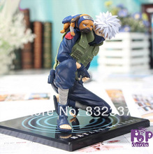 2016 New High Quality Pop Boxed FS G.E.M. Naruto Hatake Kakashi 15cm/6″ PVC action figure For Toy Collection