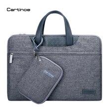 2017 mode Cartinoe 11 12 13 14 15,6 zoll Laptop-tasche fall computer hülse aktentasche männer frauen handtasche für macbook air pro fall