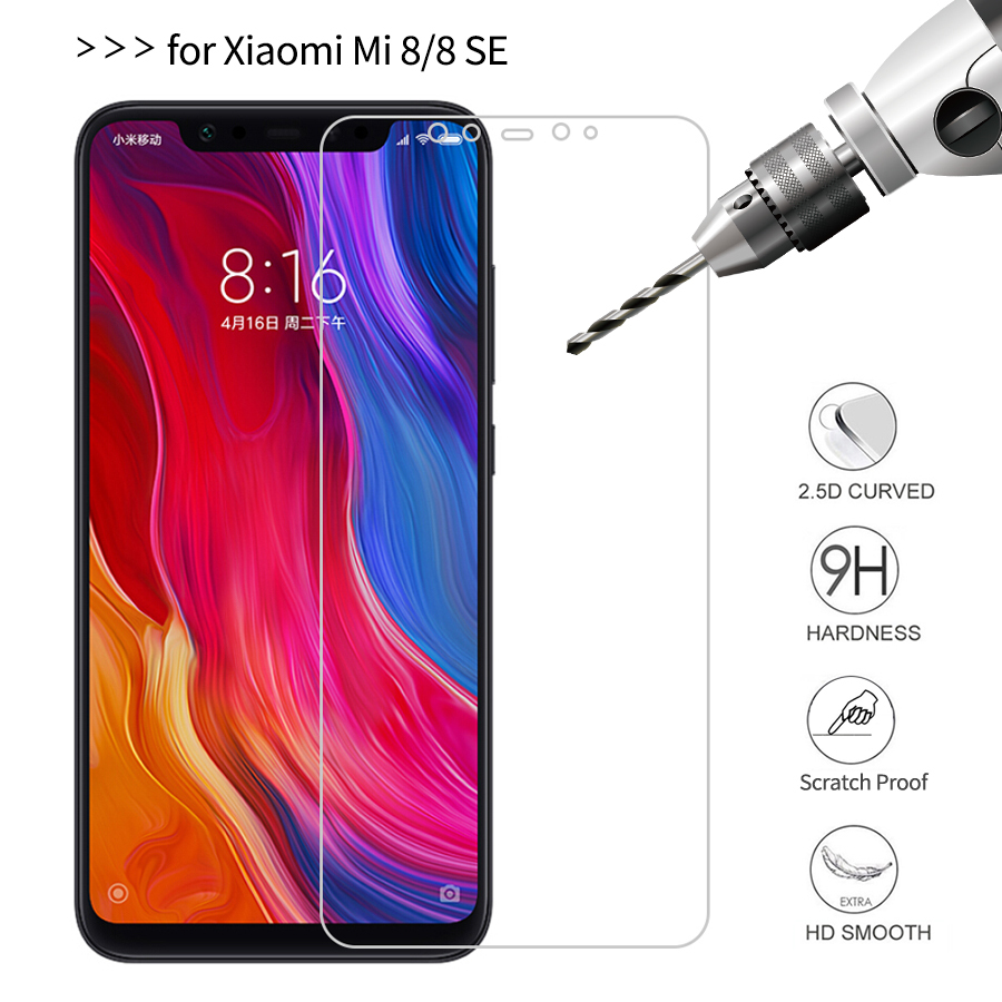 2.5D 9H Screen Protector For Xiomi Mi6 Mi8 SE MI8SE A2Lite Tempered Glass For Xiaomi 6 8 8SE A1 A2 Lite 5 5C 5S Plus Glass Film2.5D 9H Screen Protector For Xiomi Mi6 Mi8 SE MI8SE A2Lite Tempered Glass For Xiaomi 6 8 8SE A1 A2 Lite 5 5C 5S Plus Glass Film