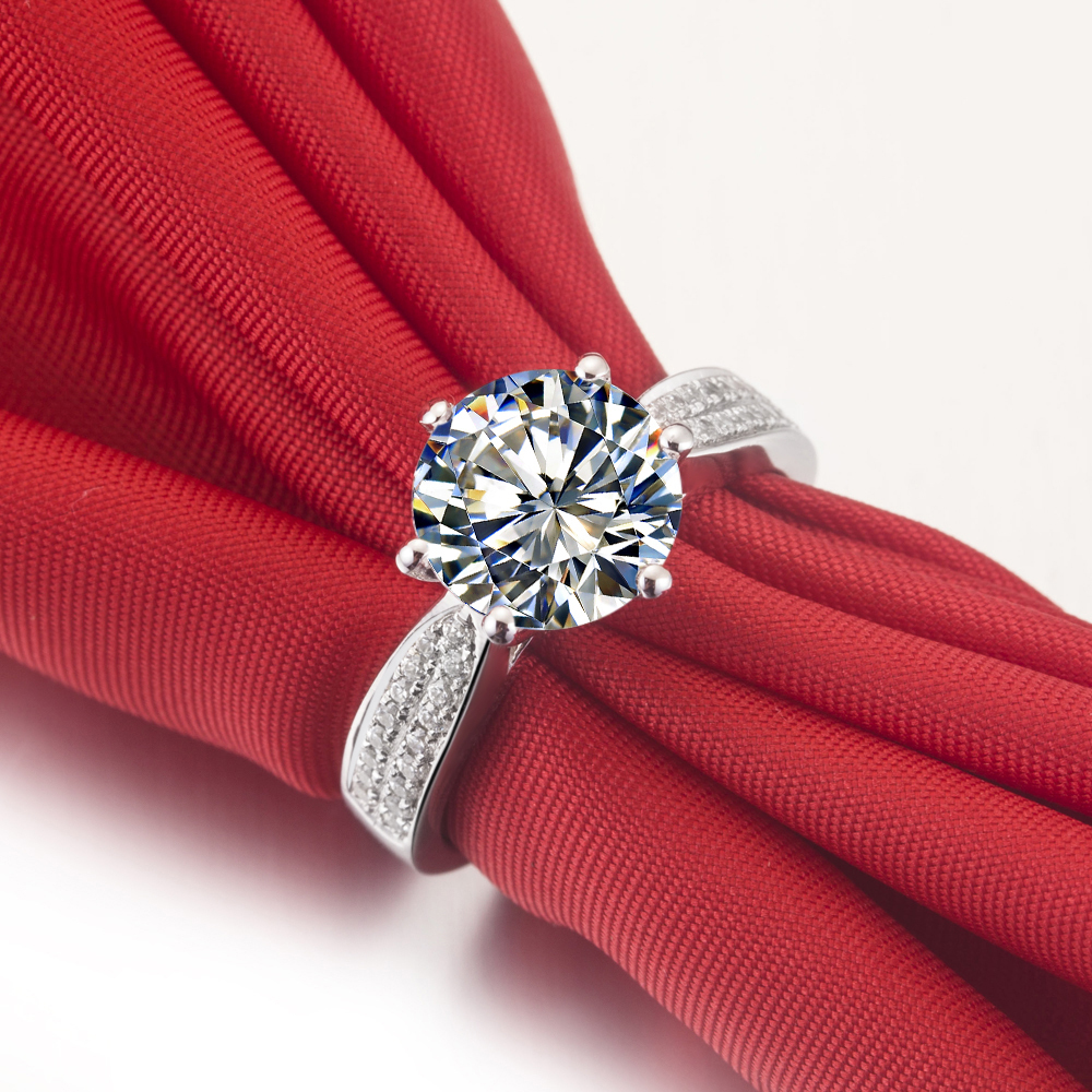 pirouetta engagement cut the detailed rings ring emerald artful halo collection kirk from pin kara romantic