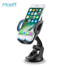 Moeff  Universal Car Phone Holder Stand Mobile Support Cellular Cell Sucker For Iphone 7 8 support cellular phone for car