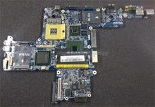 For dell inspiron D620 laptop Motherboard R894J GK189 F923K RT932 for intel cpu with 4 video chips non-integrated graphics card