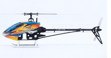 ALZRC 450 Pro V2 Flybarless RC Helicopter Combo 40A ESC 3500KV Motor  H45P2AC Flybarless RC Helicopter Track Shipping