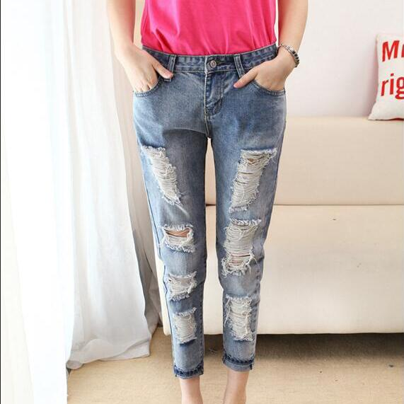 Popular Cheap Ripped Jeans-Buy Cheap Cheap Ripped Jeans lots from ...