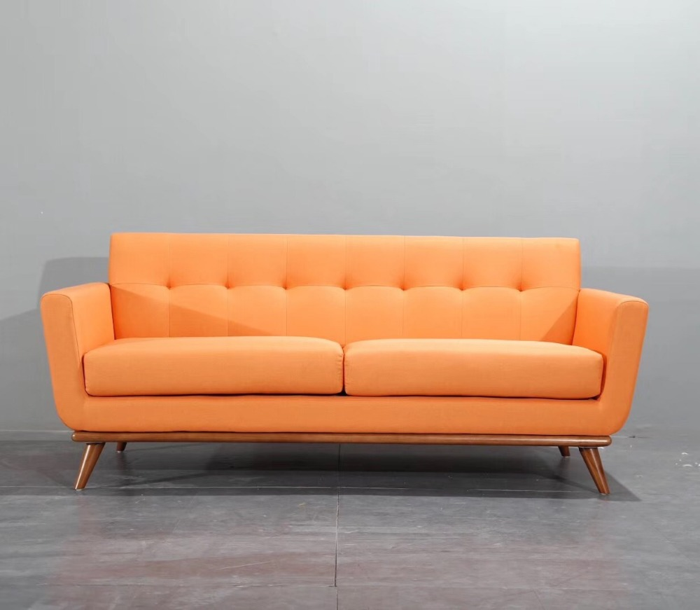 U-BEST modern Nordic hotel Living Room Furniture Fabric Sofa ...