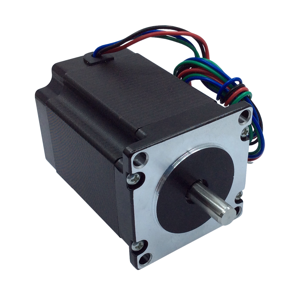 NEMA23 57mm Stepper Motor Hybrid Bipolar 230N.cm (326oz.in) 1.8 deg Step Angle 2 Phase for 3D Printer Hobby CNCNEMA23 57mm Stepper Motor Hybrid Bipolar 230N.cm (326oz.in) 1.8 deg Step Angle 2 Phase for 3D Printer Hobby CNC