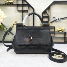 Luxury Handbags Famous Brand Women Bag Designer Vintage Small Crossbody Bags Genuine Leather Bag for Women Bolsa Feminina Chains