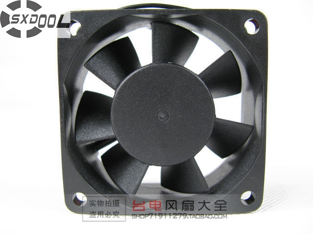 SXDOOL CR0624HB-A70GL 6025 6CM DC 24V 0.15A cooling fan double ball sxdool mds410 24 40 40 10mm dc 24v 0 09a fan silent server cooling fan