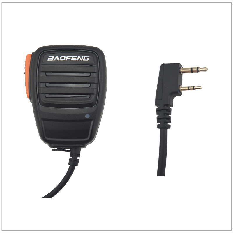 BAOFENG Speaker Microphone HAND Mic For Portable Two Way Radio Walkie Talkie UV-5R UV-5RE Plus BF-888S UV-B5 UV-B6 UV-5RA,UV-5RB