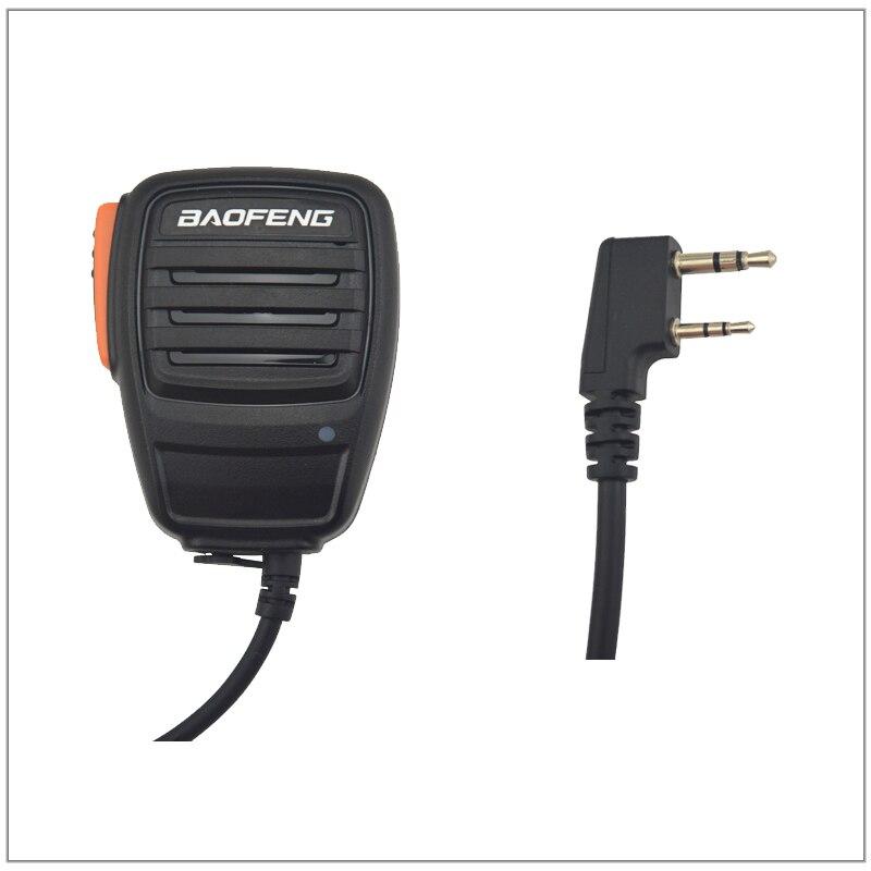 BAOFENG Speaker Microphone HAND Mic For Portable Two Way Radio Walkie Talkie UV-5R UV-5RE Plus BF-888S UV-B5 UV-B6 UV-5RA,UV-5RB