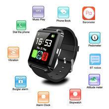 Original ITMEX Smartwatch IT-U8 Bluetooth Smart Watch Handy Armbanduhr Uhren Für IOS iPhone Andriod Samsung LG Xiaomi