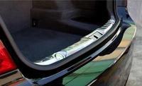 BMW 7 시리즈 F01 F02 2010-2015 용 내부 후면 범퍼 보호기 씰 트림 1pcs
