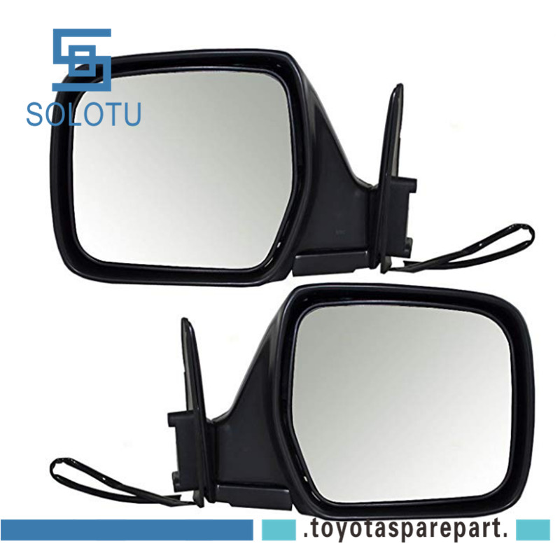 Rearview Mirror FOR LAND CRUISER FJ80 FZJ80 HZJ80 GX HZJ80 87940-60130 LH  87910-60190 RH