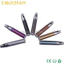 Truemanแบตเตอรี่แบบชาร์จไฟแรงดันไฟฟ้าตัวแปร14500 900มิลลิแอมป์ชั่วโมงเคลือบสูญญากาศบุหรี่อิเล็กทรอนิกส์อาตมาแบตเตอรี่สำหรับบุหรี่อิเล็กทรอนิกส์