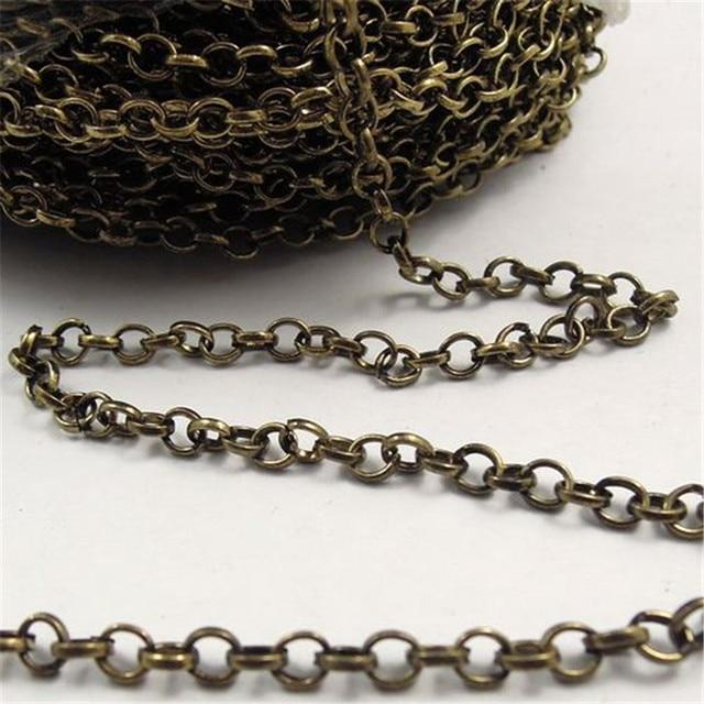 chaine bijoux au metre