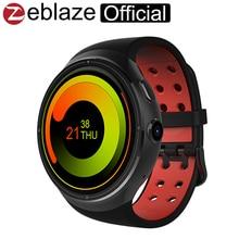 [Официальные] zeblaze ТОР 3 г GPS SmartWatch телефон 1.4 дюймов Android 5.1 MTK6580 1.3 ГГц 1 ГБ + 16 ГБ Смарт часы BT 4.0 Беспроводные устройства