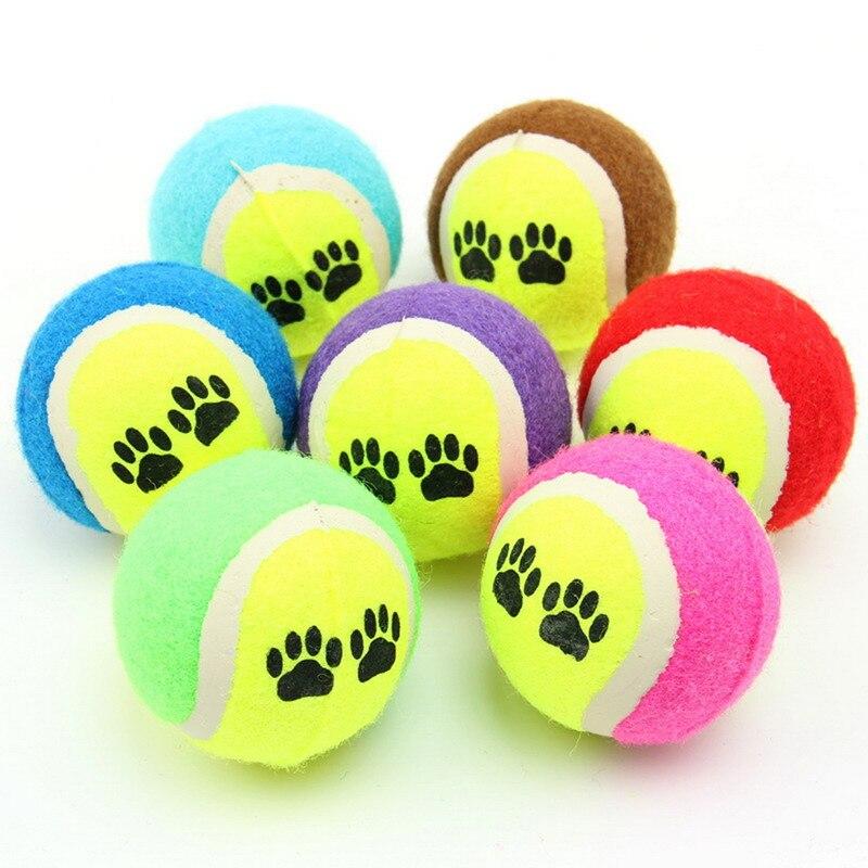 Juguetes Para Mascotas de goma Bolas Lanzando Juguetes Juegos Interactivos Sin E