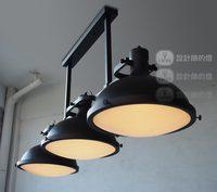 RH Лофт Винтаж ретро Американский промышленный стиль 3 головки подвесные светильники барная стойка ресторан светильник декоративный Luminiare
